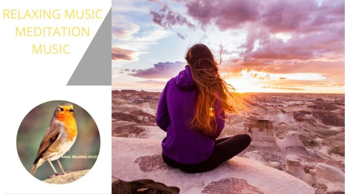 relaxing music and meditation music YouTube video