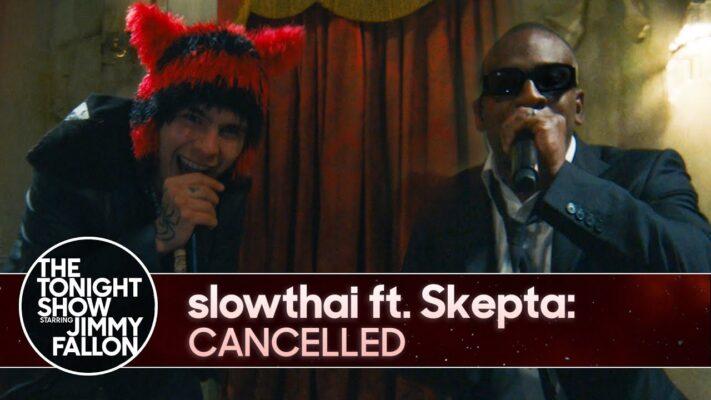 slowthai ft. Skepta: Cancelled