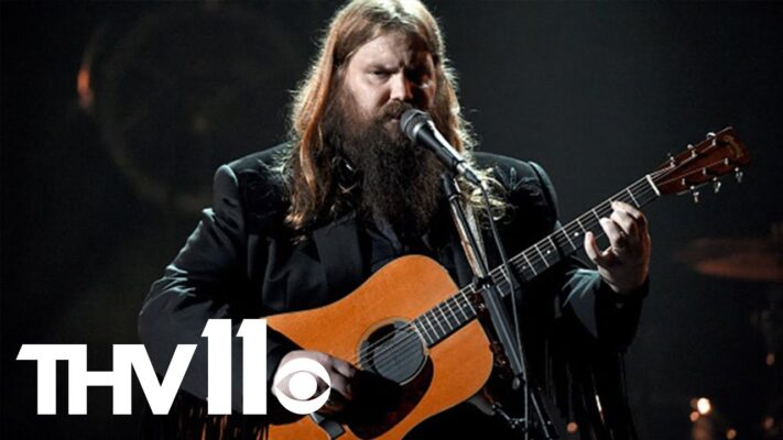 Chris Stapleton releases a new song called Arkansas