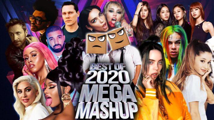 Djs From Mars - Best Of 2020 Megamashup - 45 Songs in 5