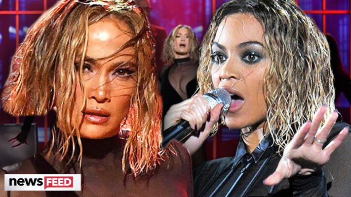 JLo Accused Of STEALING Beyonce's Performance!