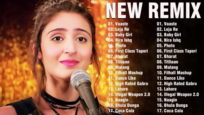Latest Bollywood Remix Songs 2021 - Bollywood Remix Best