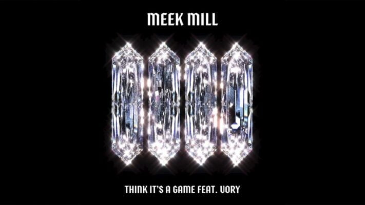Meek Mill - Think It's A Game (feat. Vory) [Official