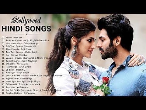 New Hindi Song 2021 January  Top Bollywood Romantic Love