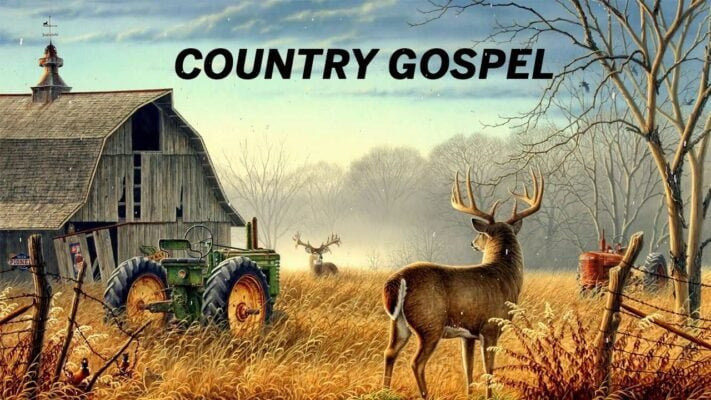 Old Country Gospel Songs Of All Time - Inspirational Country