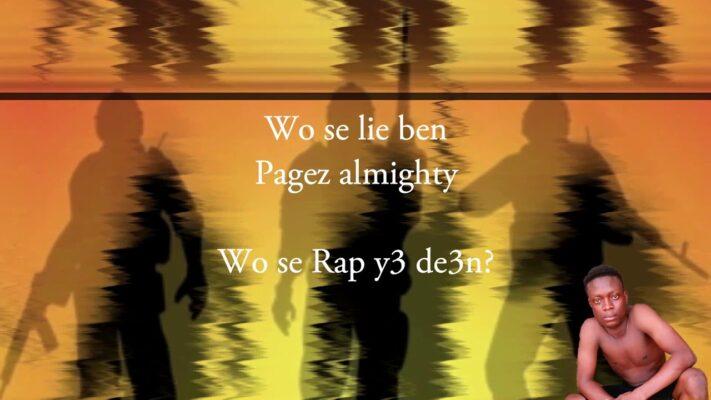 Pagez- Bra Rap Lyrics Video