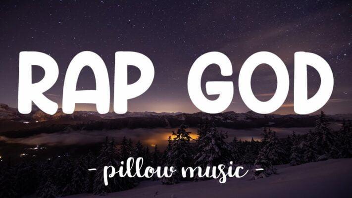 Rap God - Eminem (Lyrics) 🎵