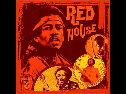 Red House Jam Track in Bb | Please Don't Forget To