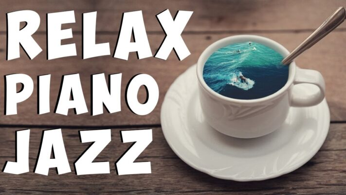 Relaxing Jazz Piano Music - Slow Jazz Music For Work &