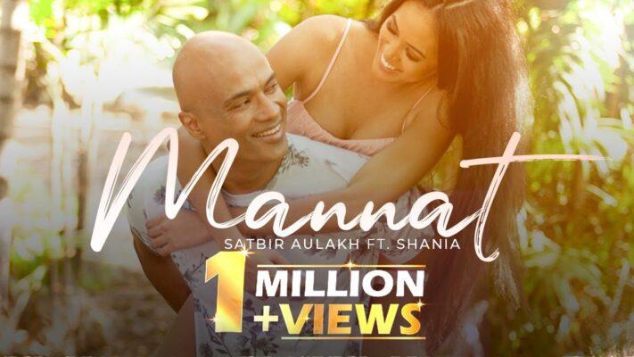 Romantic Song | Mannat (Official Video) Satbir Aulakh | New