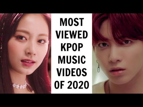 [TOP 50] MOST VIEWED KPOP MUSIC VIDEOS OF 2020 | June (Week
