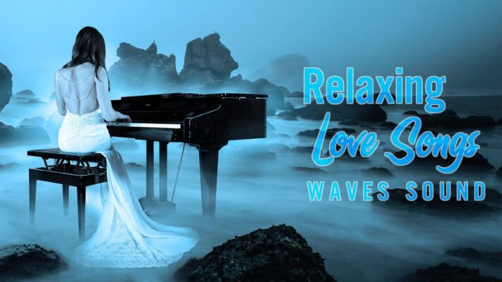 Tops 500 Beautiful Piano Love Songs - Relaxing Peaceful