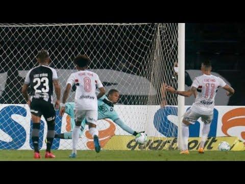 Vencemos o São Paulo e a arbitragem - notícias do Botafogo