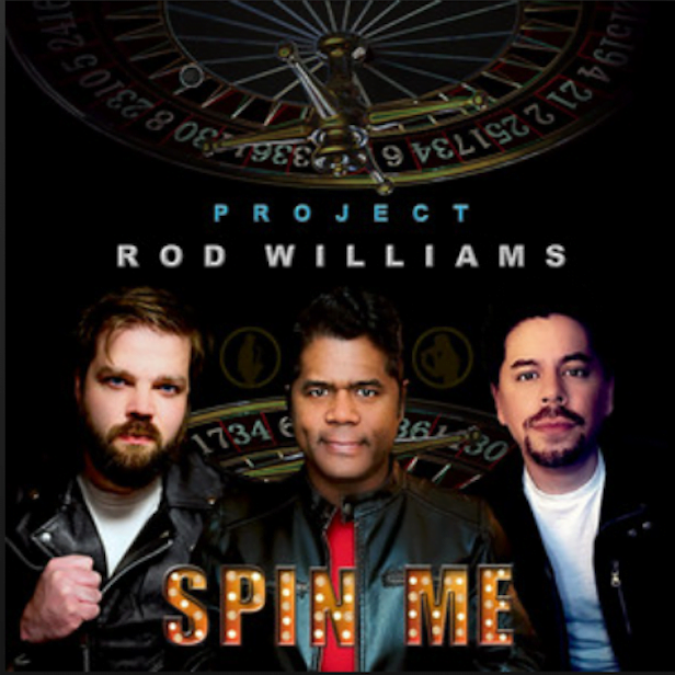From the Artist Project Rod Williams Listen to this Fantastic Spotify Song Don't Stop Me Baby