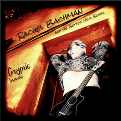 From the Artist Rachel Bachman Listen to this Fantastic Spotify Song Cryptic