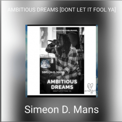 Listen to this Fantastic Spotify Song Ambitious Dreams (don't let it fool ya)