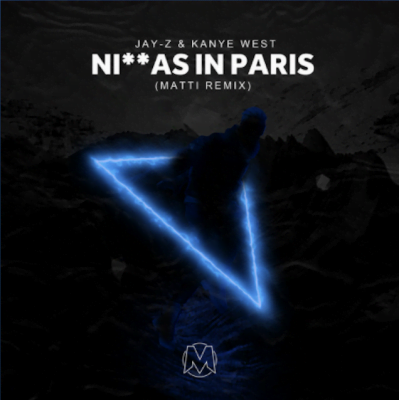 From the Artist MATTi Listen to this Fantastic Spotify Song Jay-Z & Kanye West - Ni**as in Paris (MATTi Remix)