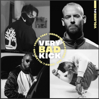 Listen to this Fantastic Spotify Song Very Bad Kick #4