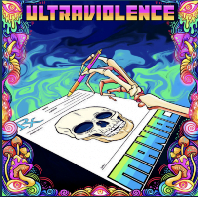 From the Artist Ultraviolence Listen to this Fantastic Spotify Song Maniac