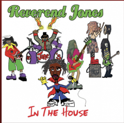 From the Artist Reverend Jones Listen to this Fantastic Spotify Song George's Pool
