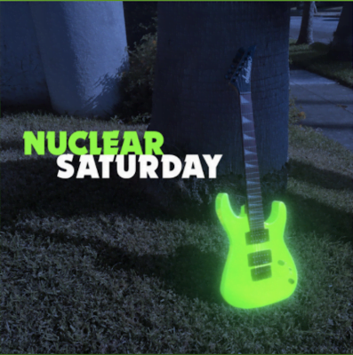 From the Artist Slow Coda Listen to this Fantastic Spotify Song Nuclear Saturday