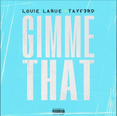 From the Artist Louie LaRue Listen to this Fantastic Spotify Song Gimme That