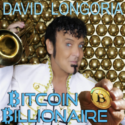 From the Artist David Longoria Listen to this Fantastic Spotify Song Bitcoin Billionaire